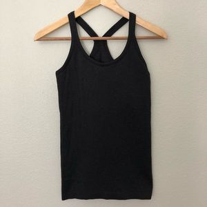 Lululemon Ebb to Street Tank II Heathered Black 4